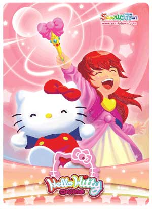 Hello Kitty Online Indonesia Segera Memulai 'Founders Beta'
