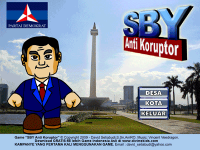Download Game SBY ANTI KORUPTOR (download gratis)