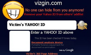 Top Sites to Detect Invisible user on Yahoo Messenger