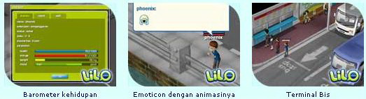 Lilo Game -Game lokal buatan anak bangsa